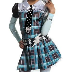 Monsters High Frankie Stein Cosplay Costume